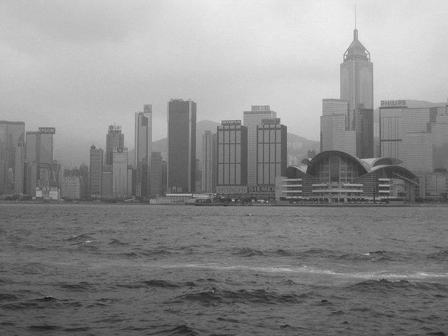 a trip to HK