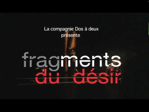 法國雙向肢體劇場《慾望片段》