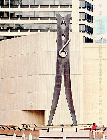 大夾子公共藝術