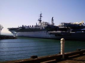 a trip to San Diego, CA – 航空母艦&海豹