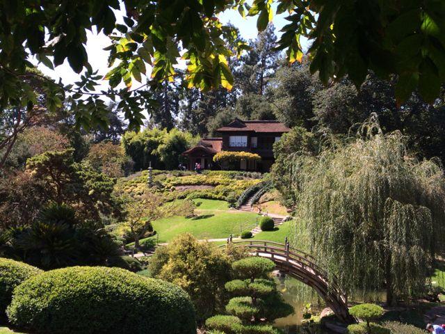 a trip to Pasadena, CA