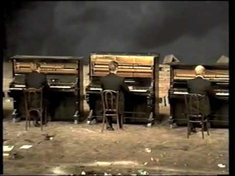 烏帕塔舞團《 巴勒摩 巴勒摩》