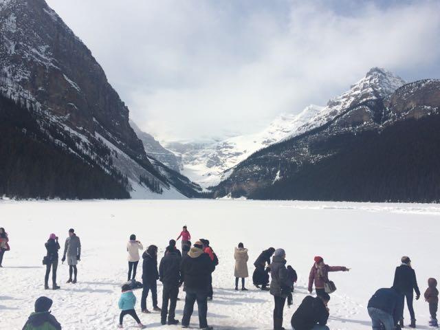 a trip to Chicago & Calgary