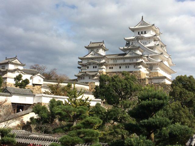 a trip to Himeiji, Hyogo & Kurashiki, Okayama