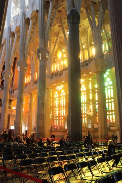 a trip to Madrid, Segovia & Barcelona