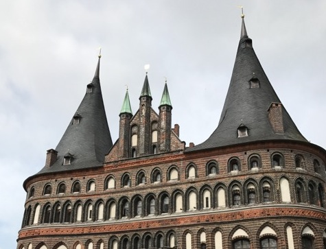 a trip to Lübeck, Germany